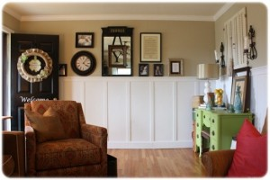 Designer home fixtures