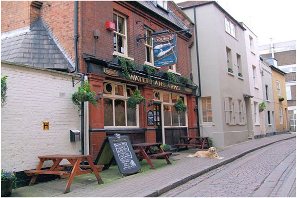 From Friendly Local to Gastro Pub in Four Steps