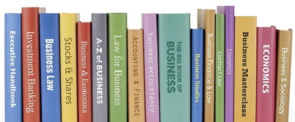 Favorite Business Books