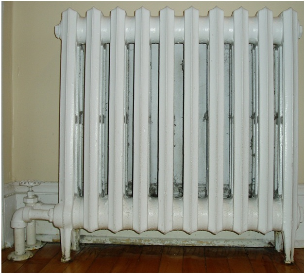 From Rusty to Rocking Radiators as a Design Statement