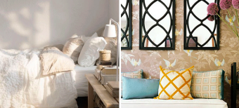 4 tricks to give breadth to small spaces