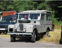 Land Rover to Restore a Further 25 Series I Vehicles