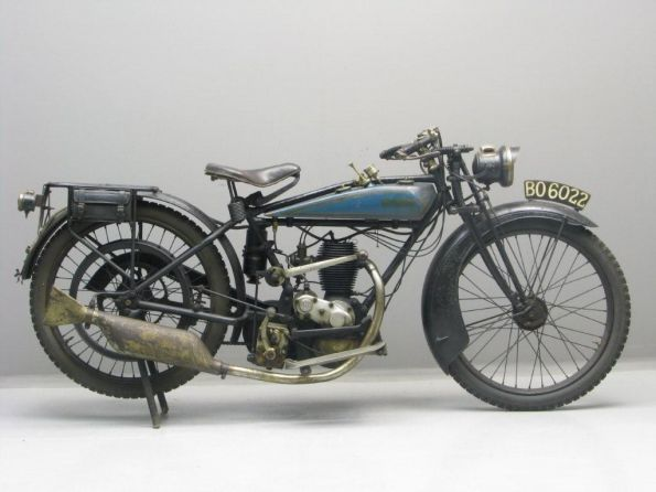 Classic motorcycle brands