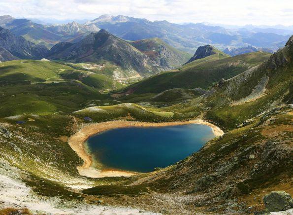 Routes in the Picos de Europa