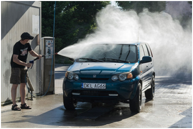 Top tips for keeping your car spotlessly clean