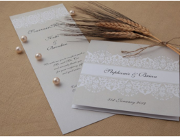 The latest and greatest trends in wedding invitations