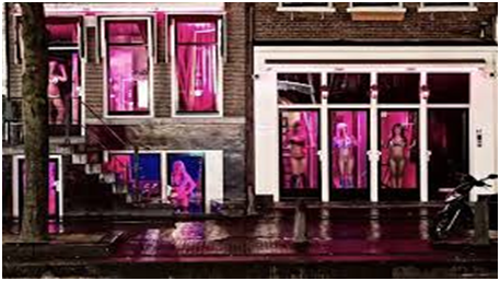 Amorous Amsterdam