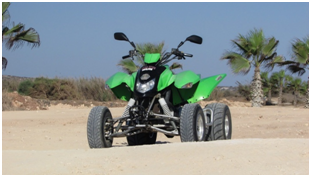 Things to look out for when buying a quad bike