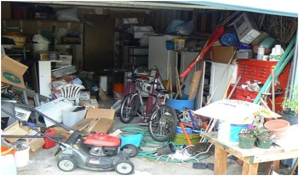Sick of the clutter